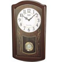 Vyzváňacie hodiny – drevené