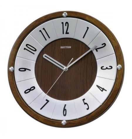 Nástenné hodiny – drevené