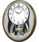 Hracie novodobé nástenné hodiny