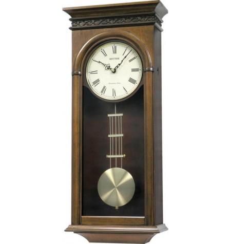 Hracie nástenné hodiny – drevené