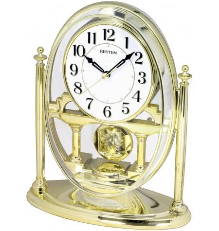 Stolové hodiny s komfortným kyvadlom CRP609WR18