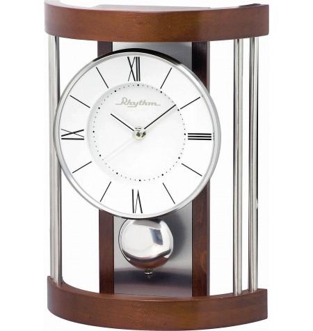 Stolové hodiny s 3D logom CRP608NR06