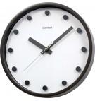 Nástenné hodiny s tichým chodom CMG469NR06