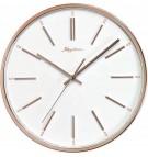 Nástenné hodiny s 3D logom CMG437NR13