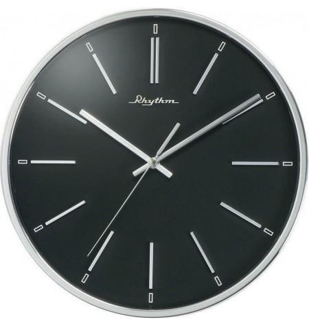 Nástenné hodiny s 3D logom CMG437NR19