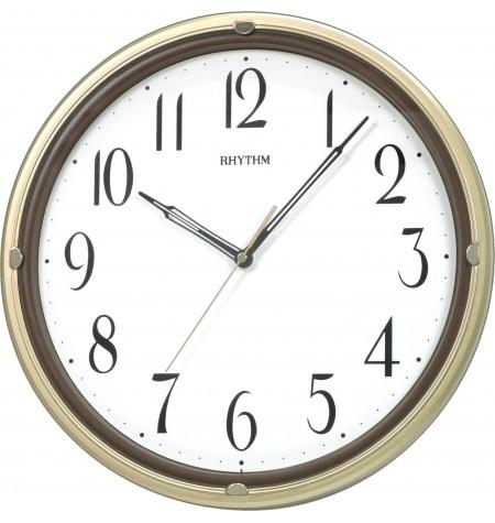 Nástenné hodiny s tichým chodom CMG464NR18