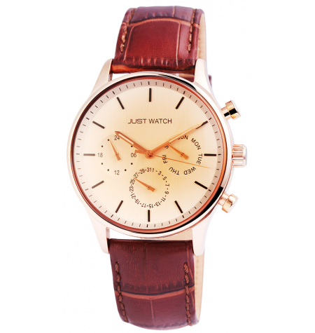 af59cfbbe Pánske hodinky JUST WATCH JW10775A-RG - Tiki.sk